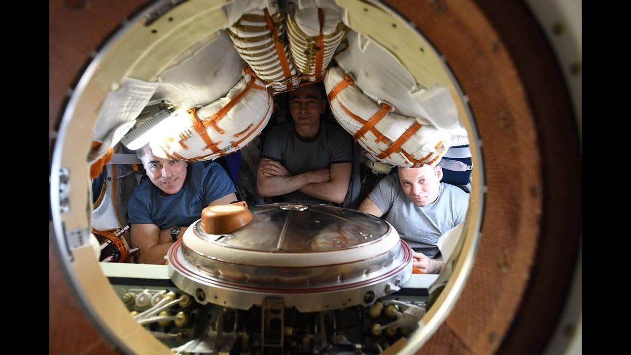 Expedition 63 Crew Lands Safely in Kazakhstan