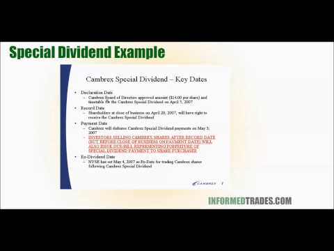 Understanding Dividend Capture Strategies: Trading Around Dividend Dates