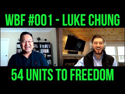 WBF #001 - From Corporate America to Full Time Real Estate Investor