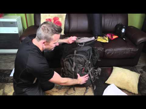 Backpacking Basics : How to Pack Your Backpack - The Outdoor Gear Review