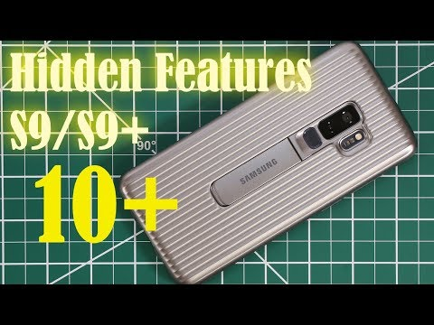 10+ Awesome Hidden Features for Samsung Galaxy S9/S9 Plus