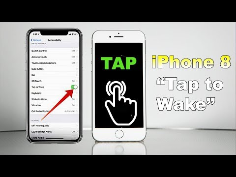 How to Get 'Tap to Wake' on Your iPhone 8 and Older