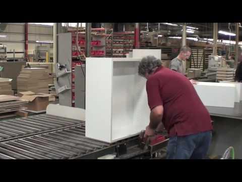 Cabinet Assembly   Plastic Laminate Furniture