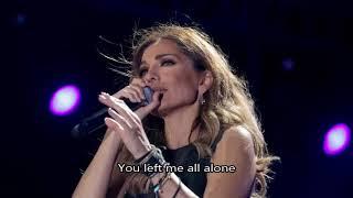 Despina Vandi Live - Ola S'agapane - English Subtitles