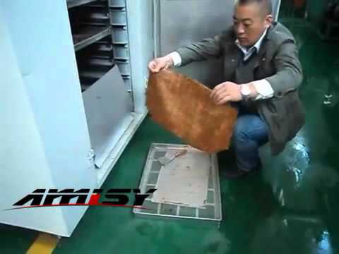 Fruit Pulp Drying Machine for Making Fruit Leather