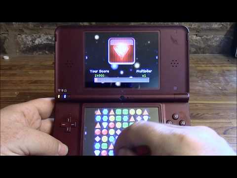 Hillovision Plays Nintendo DS: Jewel Time Deluxe and review