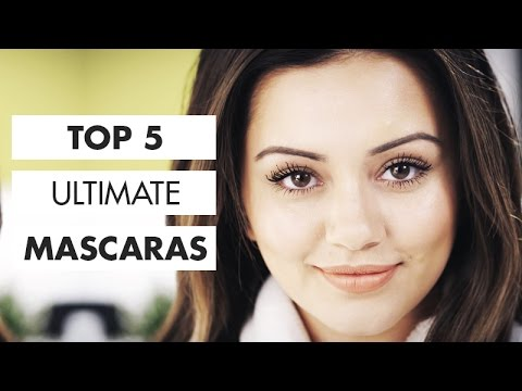 Top 5 Ultimate Mascaras | Kaushal Beauty, Leyla Rose, sunbeamsjess, Roxxsaurus Compilation
