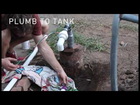 Simple Well Pump Replacement / Installation DIY (100 FT Submersible)