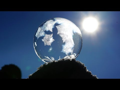 Freezing Bubbles: Bubble Madness Compilation