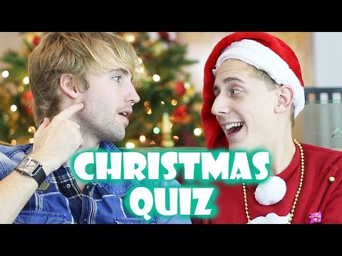 CHRISTMAS QUIZ | Him & Him