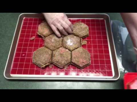 Frozen Hamburgers Patties (Burger Master)