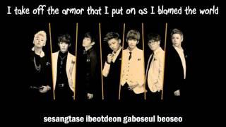Block B Burn Out [ENG SUB + ROMANIZATION] HD