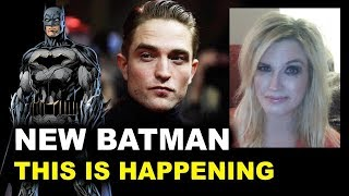 Robert Pattinson is The Batman 2021