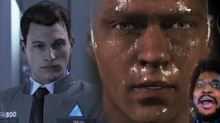 WAIT NO.. CONNOR IS COMING FOR YOU KNOW WHO | Detroit: Become Human (Part 4)