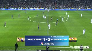 Real Madrid - Barcelona 10.12.2011, Canal+Sport HD