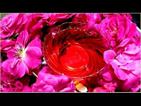 How to Make ROSE Essential Oils at Home and BENEFITS    AYURVEDA