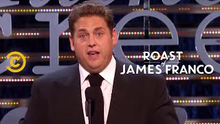 Download Roast of James Franco - Jonah Hill - The Franco Philosophy - Uncensored Video