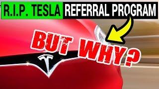 Download Why Elon Musk Abruptly Ended Tesla's Referral Program? Video