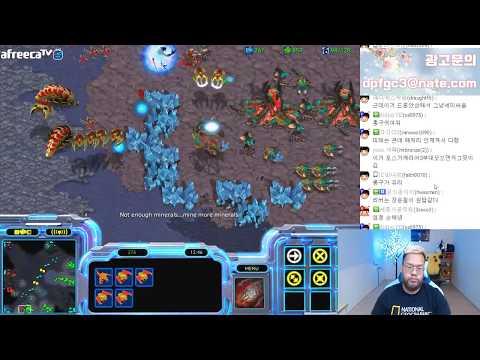 18 6 19] 스타1 StarCraft Remastered 1:1 (FPVOD) Light 이재호 (T) vs