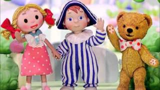 Andy Pandy Looby Loo Song