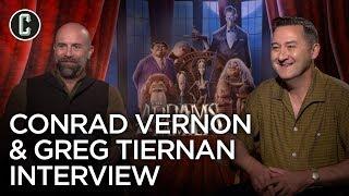 The Addams Family Directors Conrad Vernon & Greg Tiernan Interview