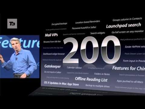 OS X Mountain Lion preview