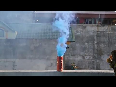 (DIY) How To Make Colored Smoke Bomb
