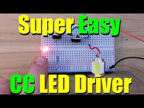 Easy DIY LED Driver