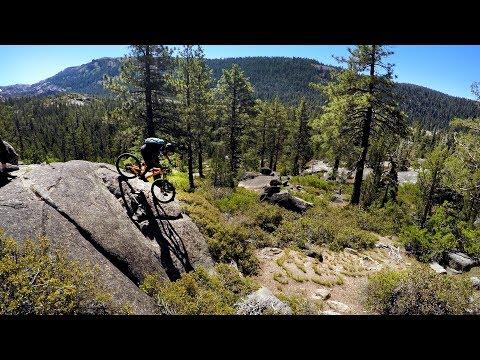 There's still plenty of gold in El Dorado County   Mountain Biking the Silver Fork