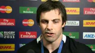 Conrad Smith - 2011 Rugby World Cup 23.10.2011
