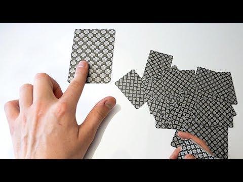 WORLD'S Easiest Card Trick - Tutorial