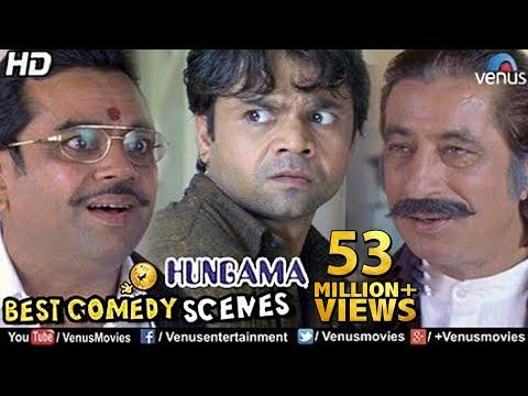 Xxx Mp4 Best Comedy Scenes Paresh Rawal Rajpal Shakti Kapoor Bollywood Comedy Movies Hungama Scenes 3gp Sex