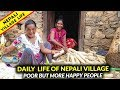 Download  Daily Life in Nepali Remote Village | Poor but More Happy Nepalis | IamSuman MP3,3GP,MP4