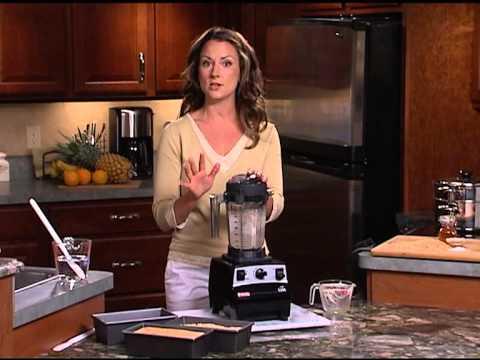 Vitamix 09 - Mixing & Kneading Dough