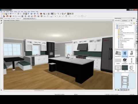 Home Designer 2015 - Kitchen Design