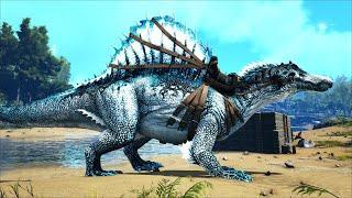 """ARK: Annunaki #5 - Thợ Săn Rồng """"Game Offline"""" Với Kế Hoạch Xây Bẫy Đá Bắt Rồng Dragon và DodoRex 🤣"""