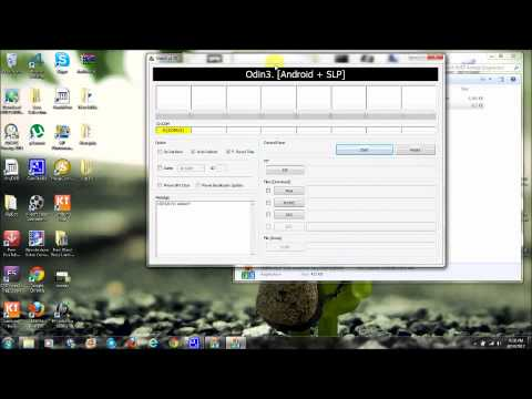 How to Root Samsung Galaxy Tab GT P1000 Step by Step