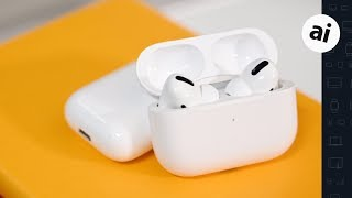 Top Features of AirPods Pro!