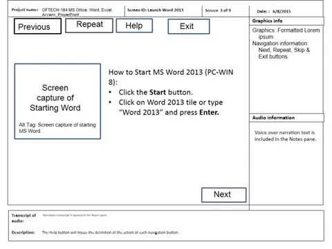 Storyboard-MS Word 2013: Formatting Documents Using Themes