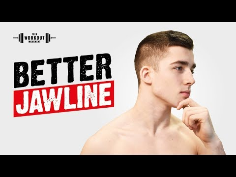 The Best Jawline Guide | Tips for Stronger Jawline for Teen & Men