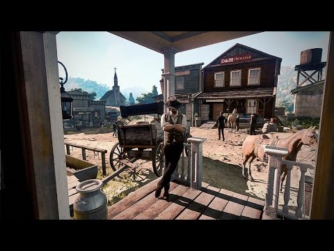 NEW FAKE Red Dead Redemption 2 Gameplay Image and Bully 2 Art