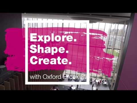 Come to Oxford Brookes Open Day