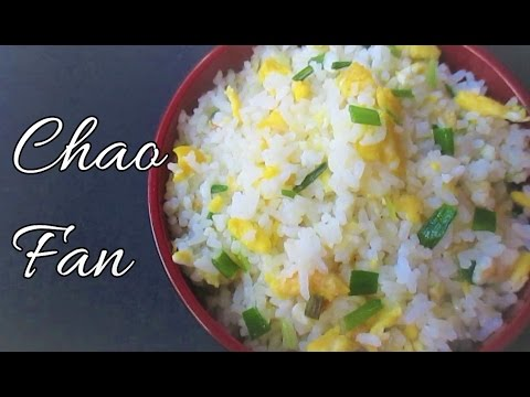 Chao Fan (Chinese Fried Rice)