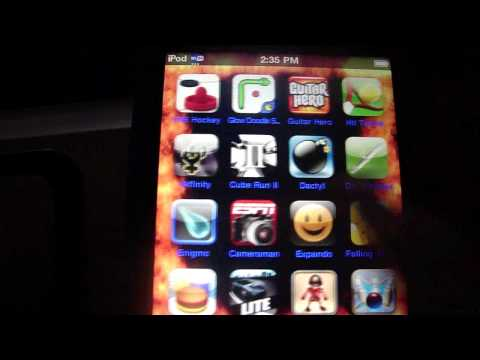 How to get video wallpaper and video ringtones for ipod touch and iphone on 4.0 - 4.x AND 3.0