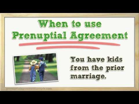 Prenuptial Agreements in Texas - What you need to know