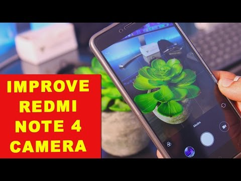 Improve Redmi Note 4 Camera Quality Without Any Third Party App