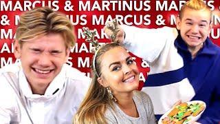 MARCUS & MARTINUS firar jul med P3 Star Hänger