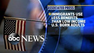 New Trump rule targets immigrants receiving federal assistance l ABC News