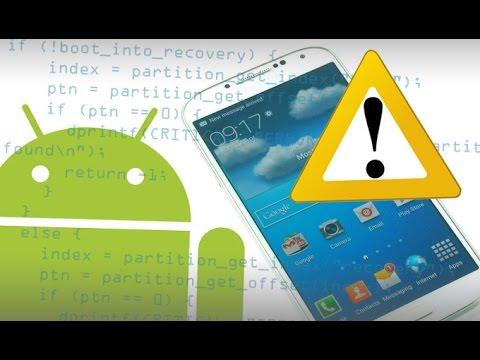 Samsung galaxy s4 AT&T bootloader unlocked?!!