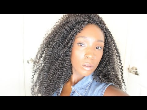 MAKE A WEAVE LOOK NATURAL WITH CROCHET BRAIDS | MY NEW HAIRDO